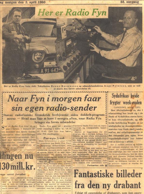 første avis på nett