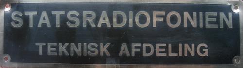 Dansk Radio Statsradiofonien