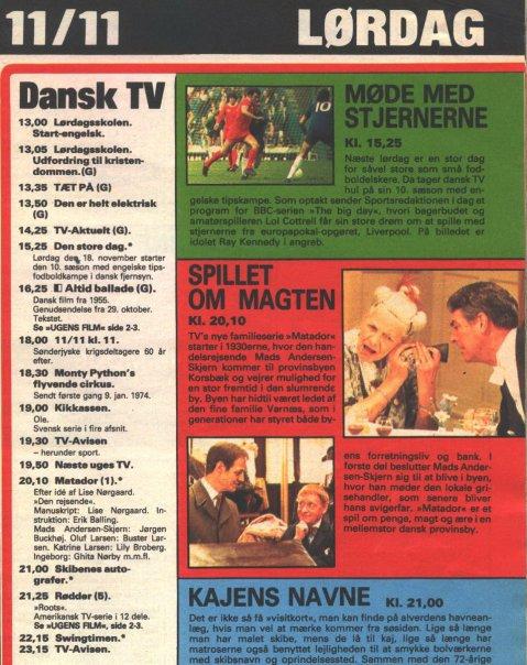 hvad kostede et luma 26 farve tv i 1978